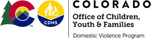 Colorado Office of Children, Youth, and Families logo
