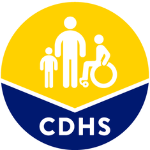 Colorado Department of Human Services logo